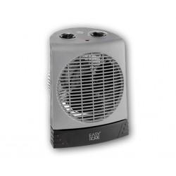 Teplovzdušný ventilátor s oscilací EasyHome HL 2015, 2000W, šedá