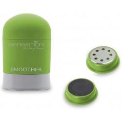 Odstraňovač ztvrdlé kůže Macom 903, zelená