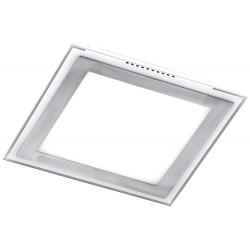 Stropní světlo Honsel Leuchten 29 661 - Bílá-Stříbrná