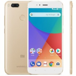 Mobilní telefon Xiaomi MI A1, 64 GB, zlatá