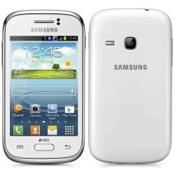 Samsung Galaxy Young S6310, 2GB, bílá
