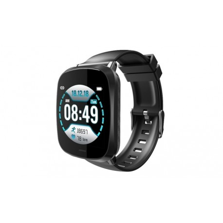 Inteligentní hodinky IP67 Cellys, černá