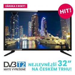 Televizor VoV HD Ready, VLED32-82T2