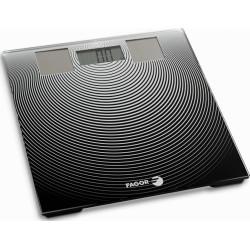 Osobní váha Fagor BB-175 - bílá/černá