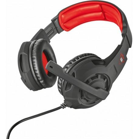 Herní sluchátka s mikrofonem Trust GXT 310 Radius - černá