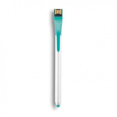 Chytré pero s USB 4GB, Point 01 XD Design - zelená