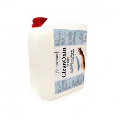 Dezinfekční prostředek na ruce a pokožku CleanOxin for skin, 5L