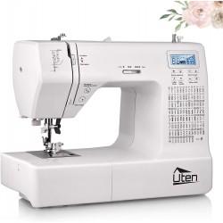 Elektronický šicí stroj Uten 2685A, bílá