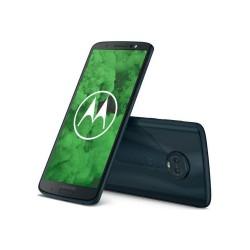 Mobilní telefon Motorola Moto G6 Plus (XT1926), 4/64GB, Dual SIM, tmavá modrá
