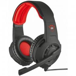 Herní sluchátka Trust RADIUS GXT 310 (21187), červenočerná