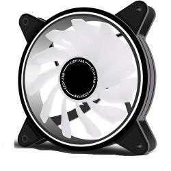 Počítačový RGB ventilátor Ezdiy-fab, černá