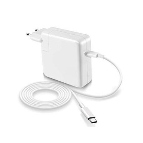 Napájecí adaptér USB-C A1540, bílá
