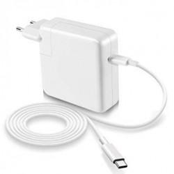 Napájecí adaptér USB-C A1540, 29W, 2A, 14,5V, bílá
