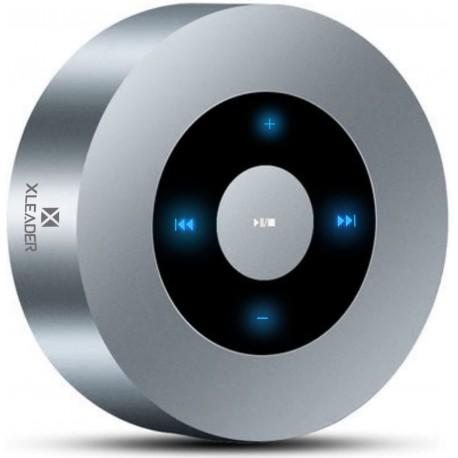 Bluetooth reproduktor Xleader SoundAngel A8, stříbrná