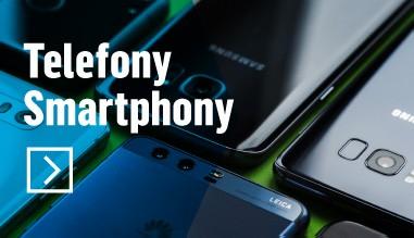 Telefony Smartphony